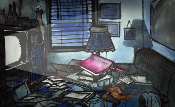 Destroy Degenhardt - Eine Nacht für Niemand