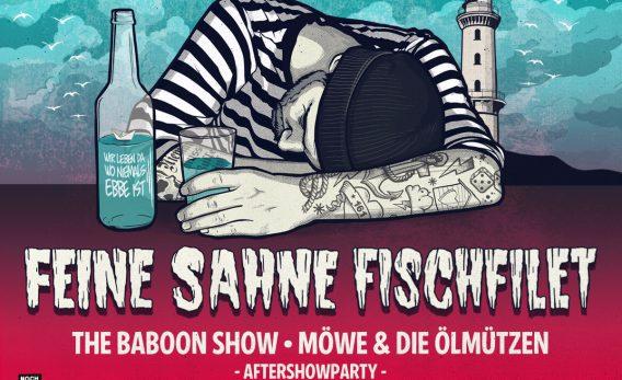 Feine Sahne Fischfilet Tourfinale in Rostock