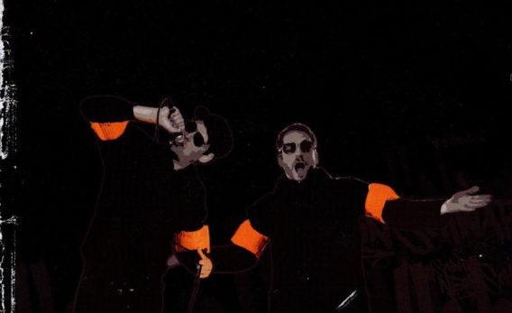 Johnny Mauser & Captain Gips - Neonschwarz