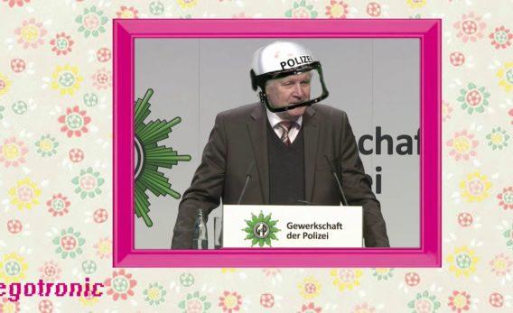 """Egotronic mit neuer Hymne """"Lauf Bulle, Lauf!"""""""