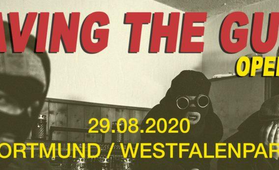 Waving the Guns spielen ein Open Air in Dortmund !