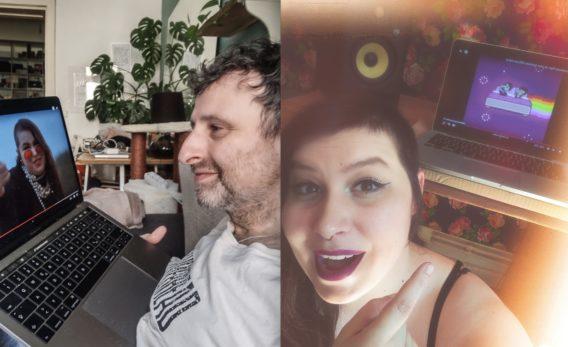 Finna & Torsun im Doppel-Interview